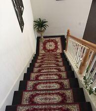 Acrylic Non-Slip Stair Runners Rug Stair Treads Carpet Stair Landing Door Mat