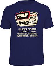 T-Shirt Update Jetzt im Ruhestand Aussehen blendend hochaktiv S M L XL XXL XXXL