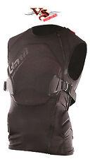 Leatt Body Vest 3DF Airfit Lite Negro Motocross Enduro S/M L/XL XXL