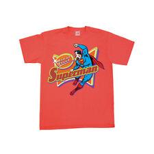 Oficialmente Licenciado Superman-el Hombre De Acero Hombre Camiseta Tallas S-XXL