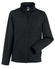 Russell R040M Men Smart Softshell Fleece Jacket Warm Full Zip Winter Coat XS-3XL