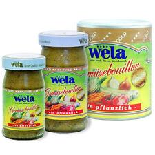 wela-GOLD Gemüsebouillon, für Suppen, Soßen, Eintöpfe - wela (0,33EUR pro L)