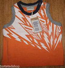 Diesel baby boy summer vest t-shirt  top size 0-3 m BNWT designer