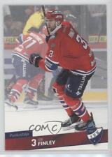 2016 Cardset Finland SM-Liiga #194 Joe Finley HIFK Helsinki (Liiga) Hockey Card