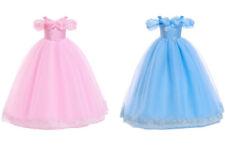 Kinder Mädchen Prinzessin Party Kleider Kleid Hochzeit Abendkleid Ballkleider