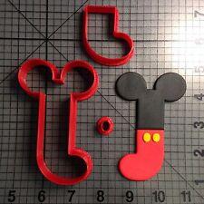 Mouse Letter J Cookie Cutter Set