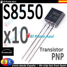 Transistor 8550 - S8550 - S8550D - PNP - 25V - 1.5A -TO-92 TO92 x1 x3 x6 x10 pcs