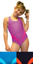 SPIN einteiliger Mädchen Badeanzug Schwimmanzug Badekostüm 1224