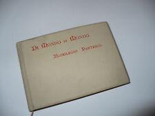 DIVINA COMMEDIA DANTE FLORILEGIO BETZINGER 1896 HERDER