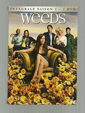 coffret WEEDS saison 2 ( 2 dvd, 10 épisodes ) TBE