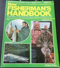NEW FISHERMAN'S HANDBOOK - MARSHALL CAVENDISH PARTWORK (1981/82) - PICK AN ISSUE