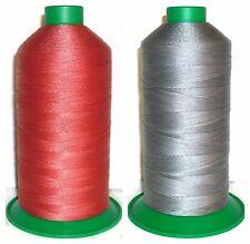 Amann Onyx fil, 20, 2000M ultra solide couture fil, choisir col, Art n05449