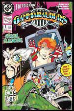 Gammarauders us DC vol 1 # 4/'89