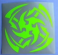 adesivo TRIBALE tribal auto moto vinile vinyl sticker decal tattoo ornament ok