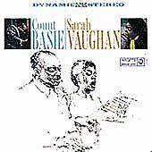 Count Basie - & Sarah Vaughan (1996) capitol Jazz CD