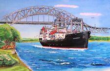 Mass Maritime Academy Nautical Chart Art Print Kennedy Cape Cod Canal Gift Decor