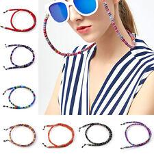 Ethnic Style Handmade Woven Eyeglasses Cords Glasses Rope Eyewear Lanyard Strap