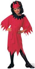 Devil Girl Halloween Costume Child Size 4-6 New !