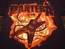 Rad PANTERA T-Shirt Size S/Vulgar Display Of Power/Far Beyond Driven/NEW!