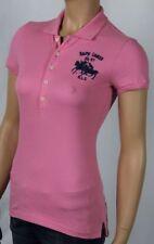 Ralph Lauren Pink Big Pony Match Polo Shirt NWT