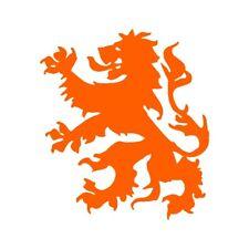 Dutch Republic Lion Vinyl Decal Car Window Netherlands Coat of Arms Sticker