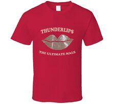 Thunderlips Hulk Hogan Rocky III movie fan t shirt