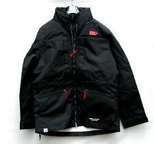 giacca impermeabile 1000miglia mariella burani nera gilet jacket black