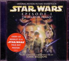 Star Wars Episode 1 Phantom Menace OST John Williams