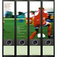 File Art 4 Design Ordner-Etiketten Football..................................052