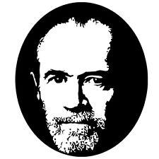 George Carlin vinyl decal sticker car window comic comedy Legend