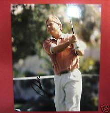 John Cook signed photo-golf
