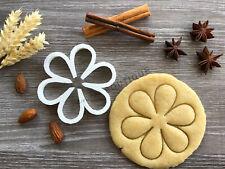 Daisy Flower Cookie Cutter 01 | Fondant Cake Decorating | UK Seller