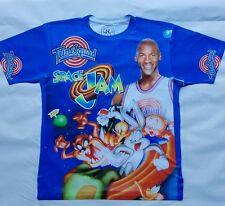 Jordan Space Jam T Sublimated shirt bulls toon squad basketball