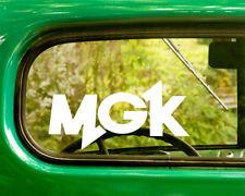 2 MGK MACHINE GUN KELLY DECAL Bogo Stickers For Car Truck Window Bumper Laptop
