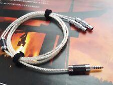Focal Utopia Ultra High Grade Silver Cable 4.4mm Carbon Plug