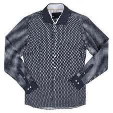Duchamp of London Florette Contrast Shirt