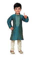 Boys Indian Sherwani kurta Pakistani salwar shalwar kameez Bollywood theme 858