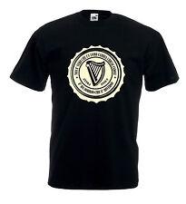 T-shirt Maglietta J1133 Fun Beer Guinness Frase Spiritosa sulla Birra