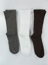 NEW Carolina's Best Women's Casual Cotton Trouser Socks - Set of 3