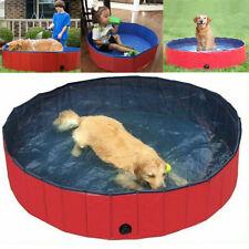 Large Dog Pool Swimming Bath Cat Indoor Outdoor Puppy Paddling Bathtub L XL XXL