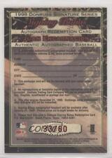 1998 Donruss Signature Series /60 Juan Encarnacion