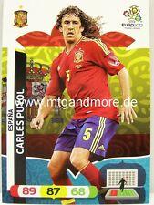 Adrenalyn XL EURO EM 2012 - Carles Puyol - Spanien
