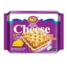 BELLIE Sandwich Cookie Cracker (Cheese, Chocolate, Cream, Sugar)