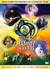 42nd Grammy Awards (DVD, 2001) Kid Rock Faith Hill Sting