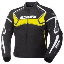 IXS Activo Veste De Moto noir jaune blanc toutes les saisons textile Neuve
