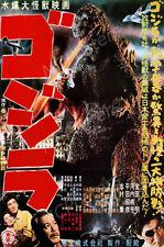 Posters USA - Godzilla 1954 Japanese Movie Poster Glossy Finish - MCP290