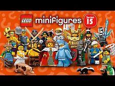LEGO Minifigures Series 15 71011-scegli la tua LEGO SERIE 15 Mini Figura