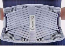 DR.MED DR-B053 Elastic Waist Support Belt Lumber Back Braces Medical Breathable