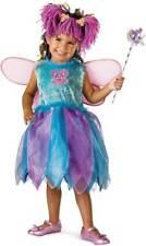 Baby Girl's Licensed Sesame Street Abby Cadabby Padded Wings Deluxe Costume