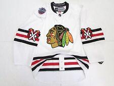 CHICAGO BLACKHAWKS AUTHENTIC 2015 NHL WINTER CLASSIC REEBOK EDGE 2.0 7287 JERSEY